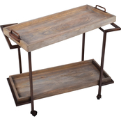 Steve Silver Conway Serving Cart