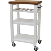 Steve Silver Belden Kitchen Cart