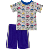 PAW Patrol Toddler Boys 2 pc. PAW Patrol Faces Mesh Shorts Set