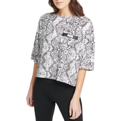 DKNY Sport Cropped T-Shirt