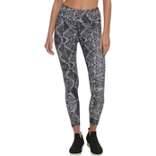 DKNY Sport Snake Print High Rise 7/8 Tights