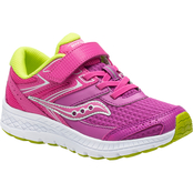 Saucony Preschool Girls Cohesion 13 AC Sneakers