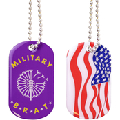 Vanguard Brat Dog Tag