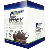 Performance Inspired Ripped Whey Sample Size Dark Chocolate Dream 12 pk.