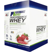 Performance Inspired Whey Protein Strawberries N Cream Sample Box