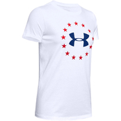 Under Armour Freedom Logo Tactical Tee