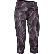 Under Armour Fly Fast Printed Running Capris