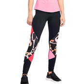 Under Armour Rush Print Colorblocked Leggings