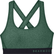 Under Armour Crossback Heather Bra