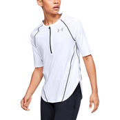 Under Armour Sun Armour Graphic Half Zip Tee