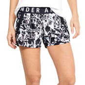 Under Armour Play Up 3.0 Printed Shorts