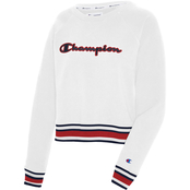 Champion Sports Campus French Terry Crew Top