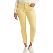 Lucky Brand Mid Rise Ava Crop Jeans