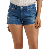 Lucky Brand Mid Rise Cutoff Shorts