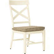 Signature Design by Ashley Preston Bay Outdoor Side Chair with Cushion 2 pk.