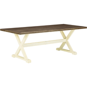 Signature Design by Ashley Preston Bay Outdoor Dining Table