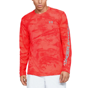 Under Armour IsoChill Shore Break Camo Crew Top