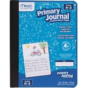 Mead Primary Journal Half Page Ruled 100 ct.