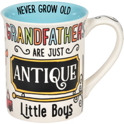 Our Name is Mud Antique Grandfathers Mug