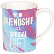 Our Name is Mud Friendship is a Gift Mug