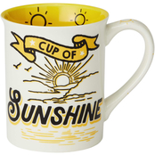 Our Name is Mud Cup of Sunshine Mug