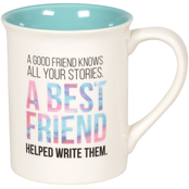 Our Name is Mud Best Friend Stories Mug