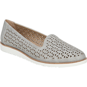 LifeStride Zamora Perforated Flat Shoes