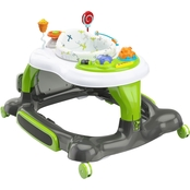 Storkcraft 3-in-1 Activity Walker and Rocker with Jumping Board and Feeding Tray