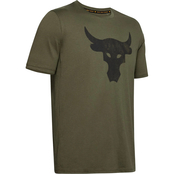Under Armour Project Rock Brahma Bull Tee