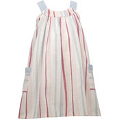 Bonnie Jean Girls Patch Pocket Dress