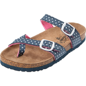 Northside Grade School Girls Anya Cork Sandals