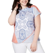 Tommy Hilfiger Plus Size Graphic Tee