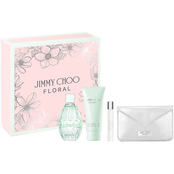 Jimmy Choo Floral Eau De Toilette 4 pc. Gift Set