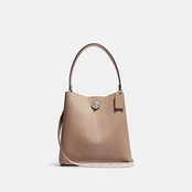 COACH Charlie 21 Signature Bucket Bag