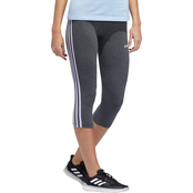 adidas Essentials 3 Stripe 3/4 Tights
