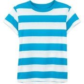 Gumballs Infant Boys Jersey Nautical Stripe Tee