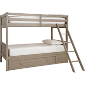 Signature Design by Ashley Lettner Bunk Bed with Storage