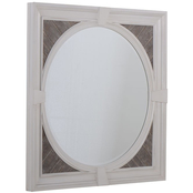 A.R.T. Furniture Summer Creek Constellation Looking Glass Mirror 42 x 42
