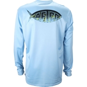 AFTCO Yapper Performance Shirt