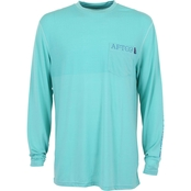 AFTCO Rippler Performance Tee