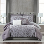 5th Avenue Lux Westbury 7 pc. Comforter Set
