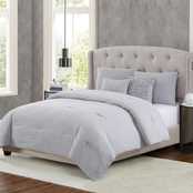 5th Avenue Lux Prism 5 pc. Comforter Set