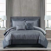 5th Avenue Lux Coventry 7 pc. Comforter Set