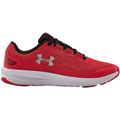 Under Armour Grade School Kids Charged Pursuit 2 Athletic Shoes Versa Red