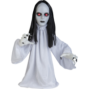 Gemmy 2.5 ft. Animated Pop Up Goth Ghoul