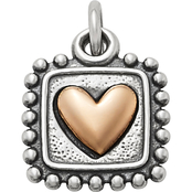 James Avery Sterling Silver Radiant Heart Charm