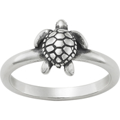 James Avery Sterling Silver Sea Turtle Ring