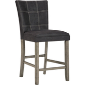 Benchcraft Dontally Dining Counter Stool 2 pk.
