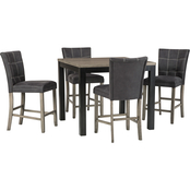 Benchcraft Dontally 5 pc. Counter Dining Set