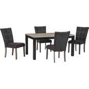 Benchcraft Dontally 5 pc. Dining Set